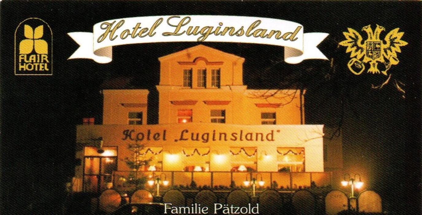 Logo von Flair-Hotel Luginsland & Restaurant