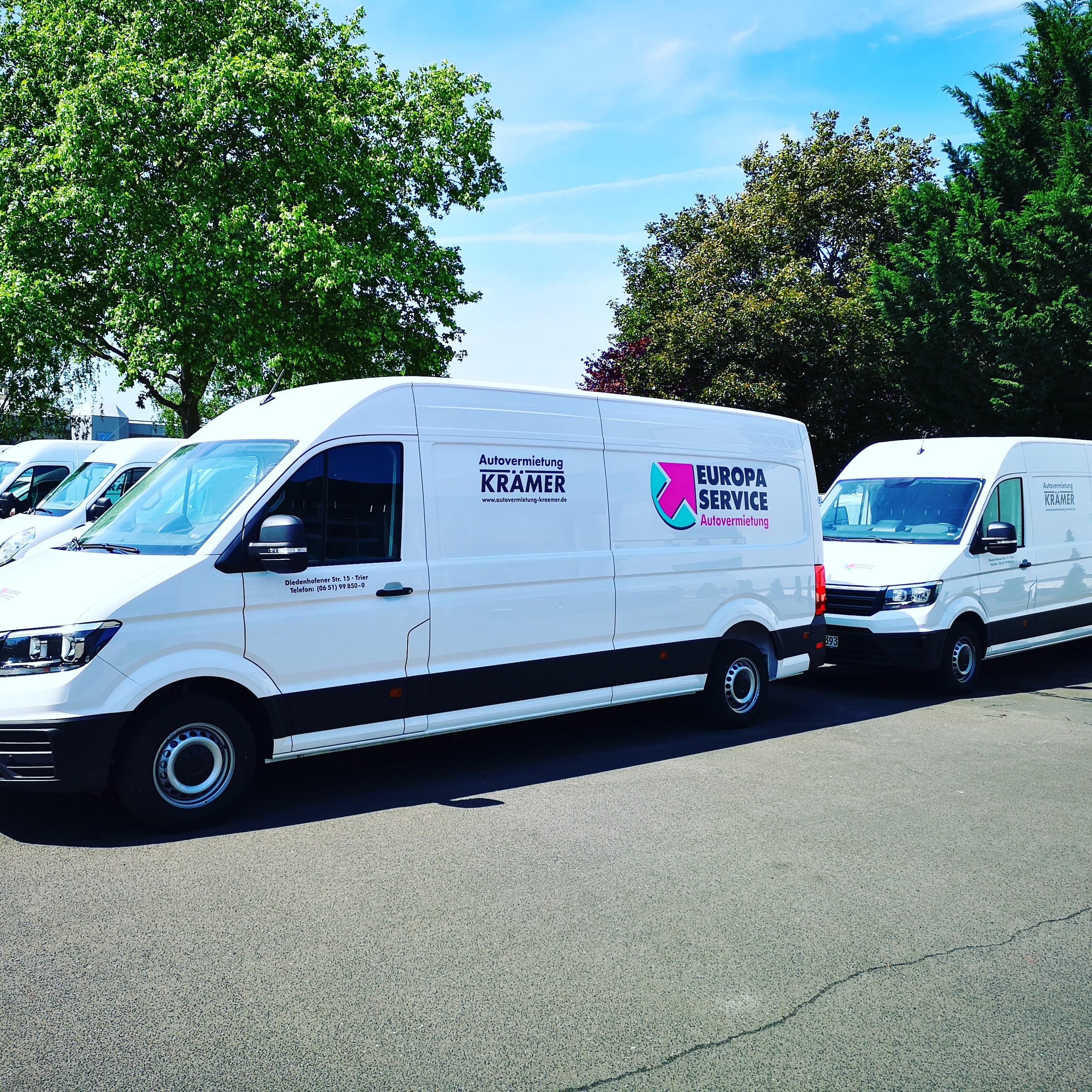 Autovermietung Krämer Trier(Europa Service)