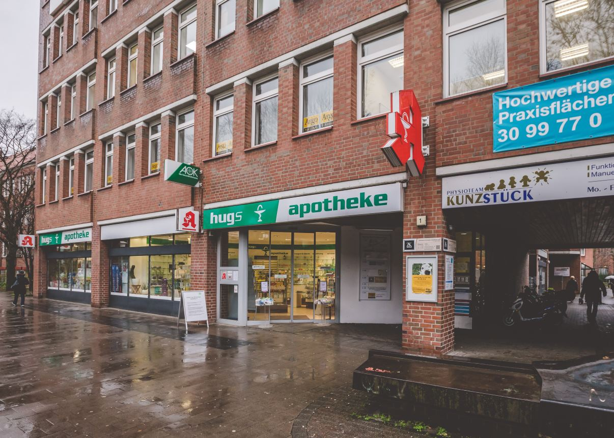 AOK Rheinland/Hamburg - Geschäftsstelle Bergedorf