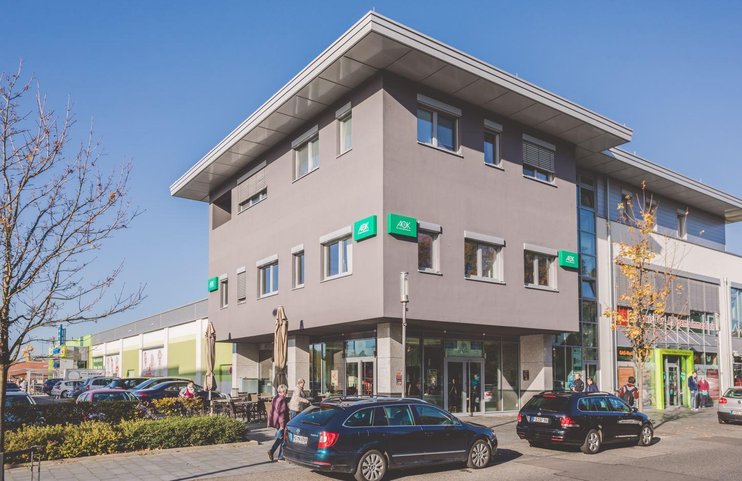 AOK Rheinland/Hamburg - Geschäftsstelle Hückelhoven