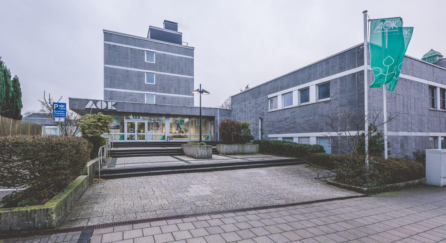 AOK Rheinland/Hamburg - Geschäftsstelle Velbert