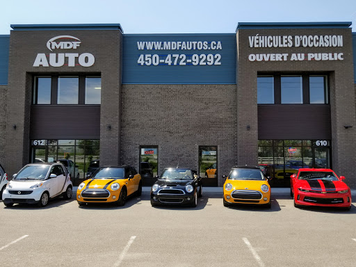 MDF Autos - Saint-Eustache, QC J7R 5V3 - (450)472-9292 | ShowMeLocal.com