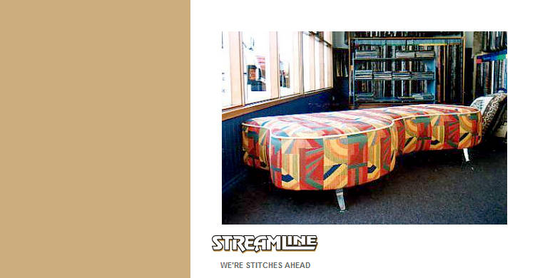 Streamline Upholstery & Trimming
