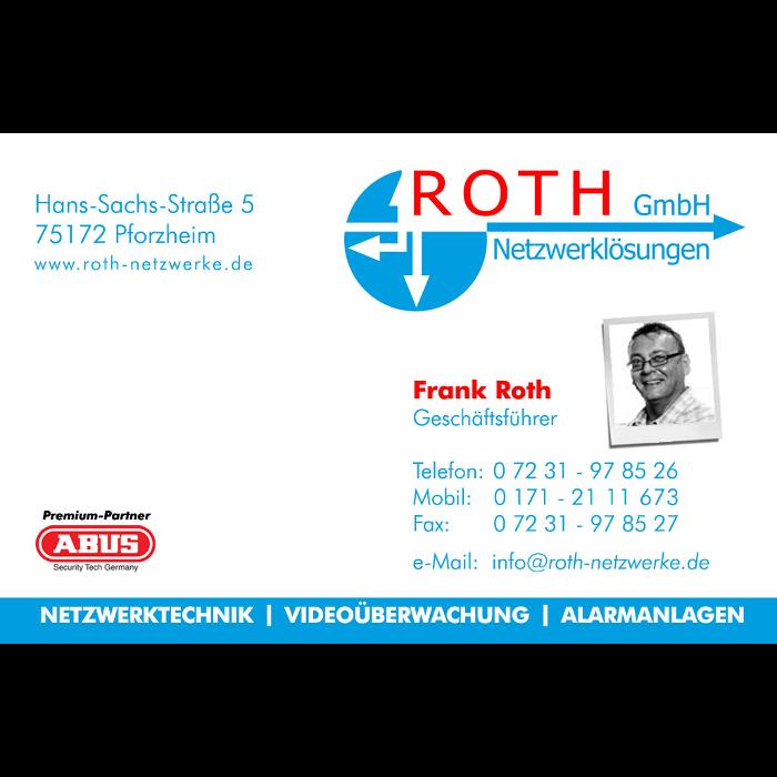 Bild zu Alarmanlagen Roth GmbH in Pforzheim