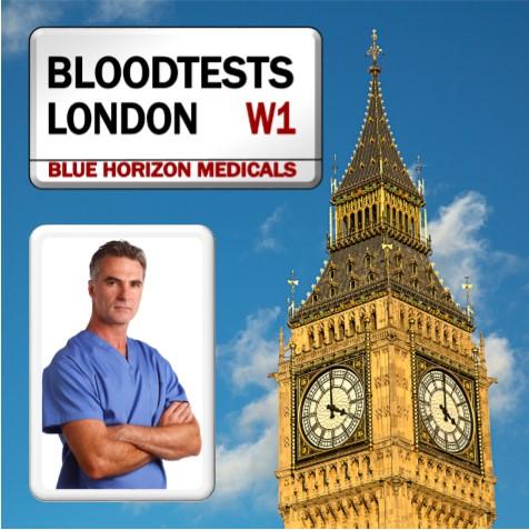 Blood Tests London