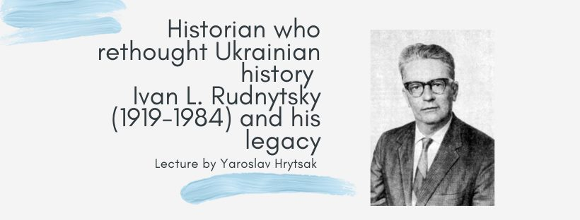 Historian who rethought Ukrainian history