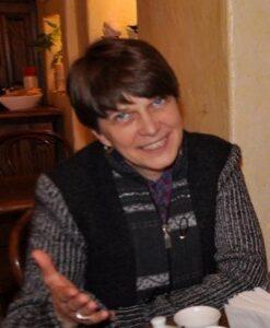 Уляна Головач