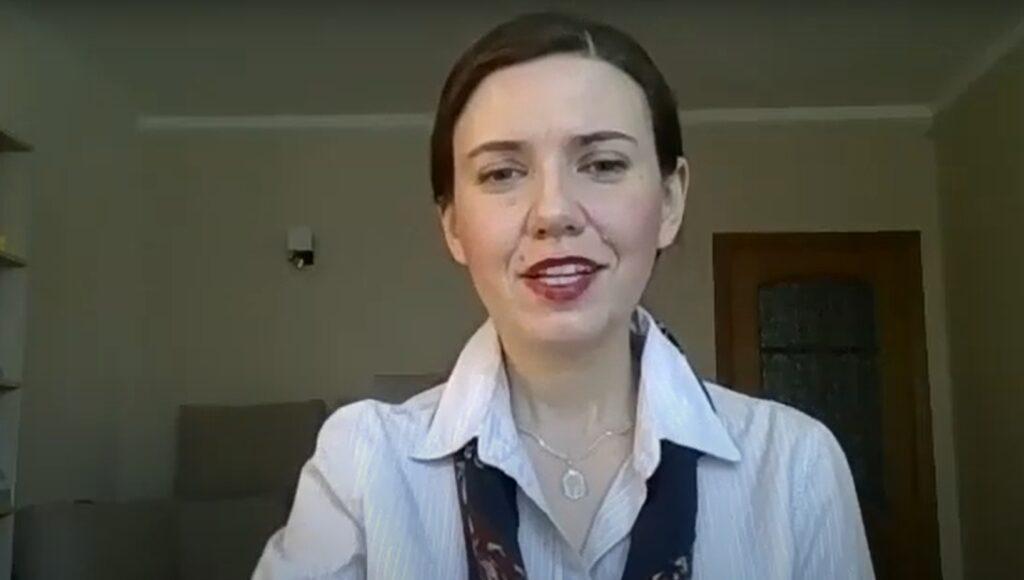 Відео: Наталія Працьовита про навчання на Філології УКУ