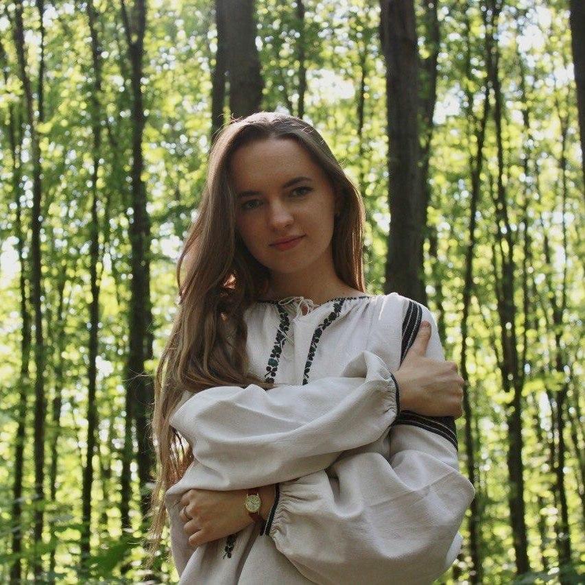 Вітаємо: випускниця ГФ УКУ Ольга Стасюк отримала премію Гарвардського українського літнього інституту