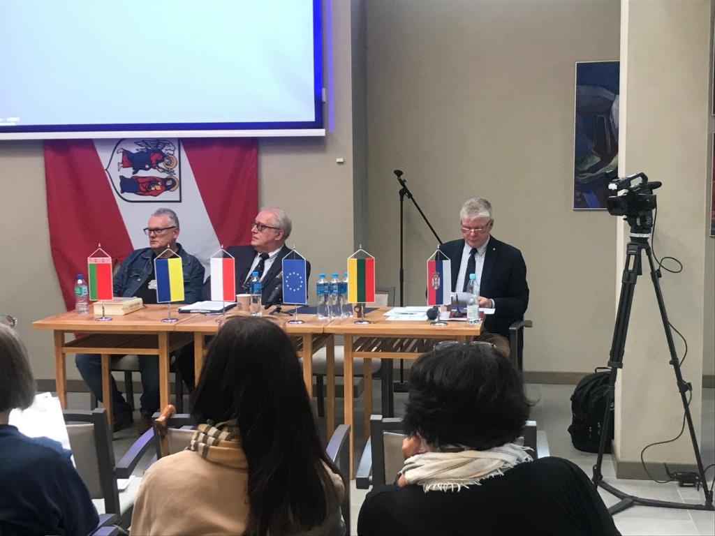 У Польщі відбулася міжнародна наукова конференція пам'яті професора Ігоря Скочиляса