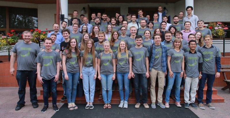 Lviv Data Science Summer School 2017