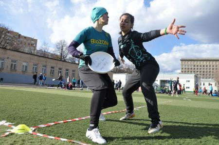 Светлана Сорокина на турнире Кубок Конструкторов 2015