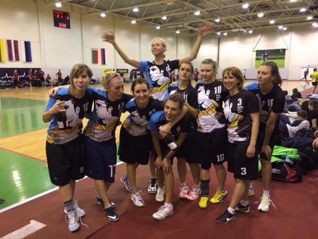 Светлана Сорокина на турнире Rigas Rudens 2015