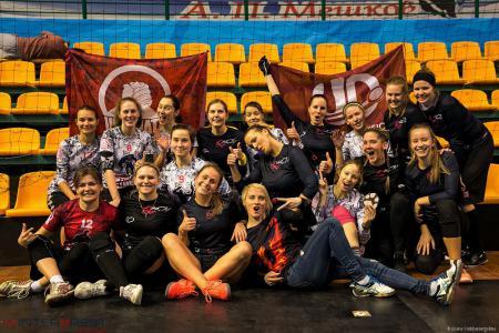 Светлана Сорокина на турнире Winter Brest 2017