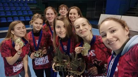 Светлана Сорокина на турнире Winter Brest 2019