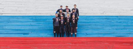 Леонид Туманов на турнире Волна 2015