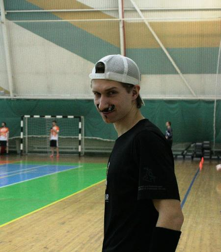Леонид Туманов на турнире Лорд Новгород 2015