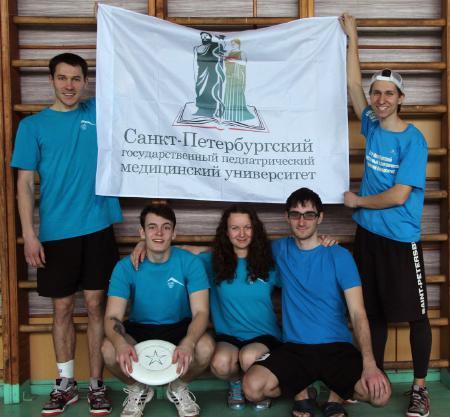 Леонид Туманов на турнире IV Кубок ВГПУ 2014