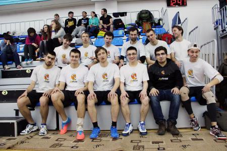 Леонид Туманов на турнире Лорд Новгород 2014