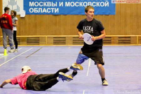 Леонид Туманов на турнире Каска 2013