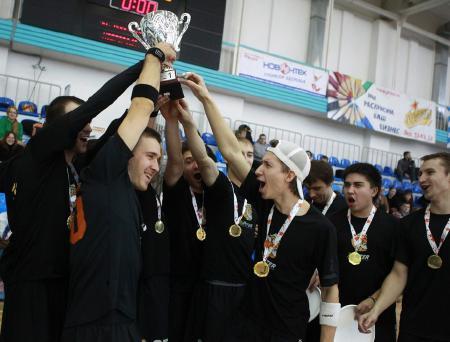 Леонид Туманов на турнире Лорд Новгород 2013