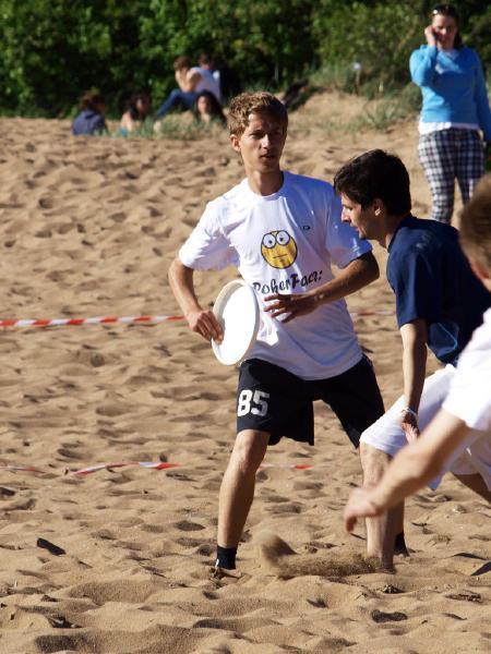 Леонид Туманов на турнире Вызов Питера 2011
