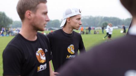 Леонид Туманов на турнире ОЧР 2015