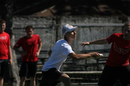 Леонид Туманов на турнире Городская Лига 2012