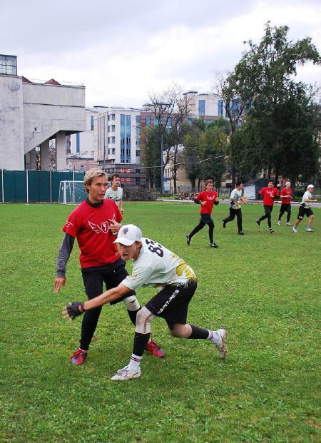 Леонид Туманов на турнире СЗЛ-2012