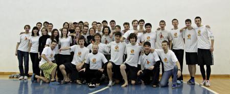 Леонид Туманов на турнире Лорд Новгород 2011