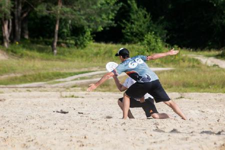 Дмитрий Киричков на турнире Самый Песок 2015