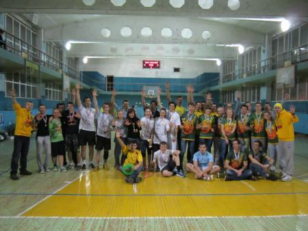 Дмитрий Киричков на турнире Level Up Five