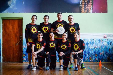 Дмитрий Киричков на турнире Кубок Владимира 2017