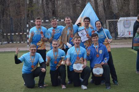 Дмитрий Киричков на турнире Кубок Конструкторов 2015