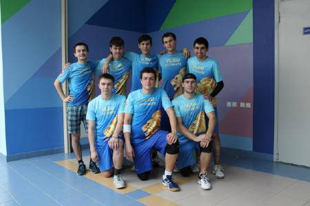 Дмитрий Киричков на турнире BEST 2014