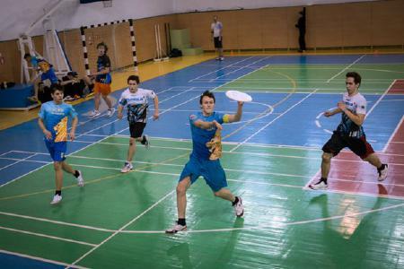 Дмитрий Киричков на турнире Летящий SpiNN 2014