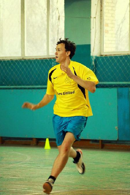 Дмитрий Киричков на турнире Level Up Four
