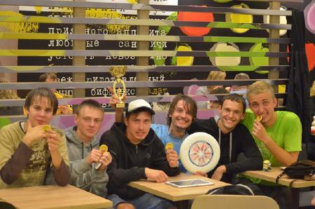 Дмитрий Киричков на турнире Level Up Three