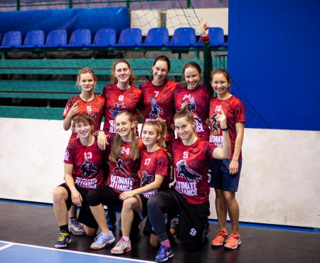 Ольга Воронцова на турнире Winter Brest 2019