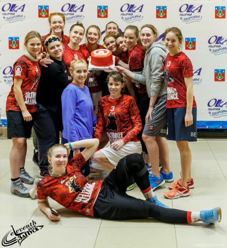 Ольга Воронцова на турнире ЗаПуск 2019