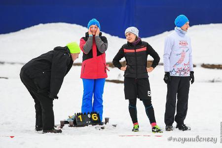Рустам Хусяинов на турнире По уши в снегу #2