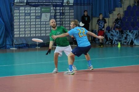 Рустам Хусяинов на турнире Конституционный слет 2014