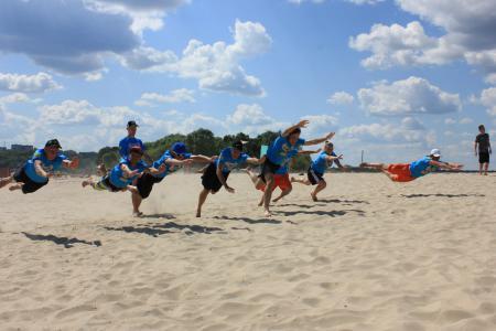 Рустам Хусяинов на турнире Самый Песок 2014
