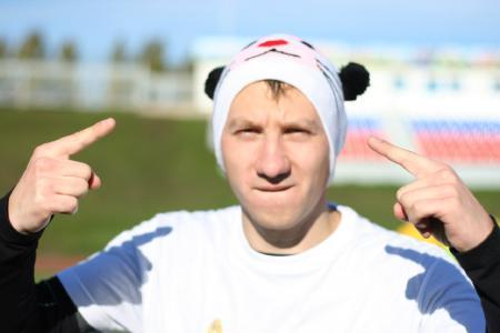 Рустам Хусяинов на турнире Yaroslavl Hat' Autumn 2013