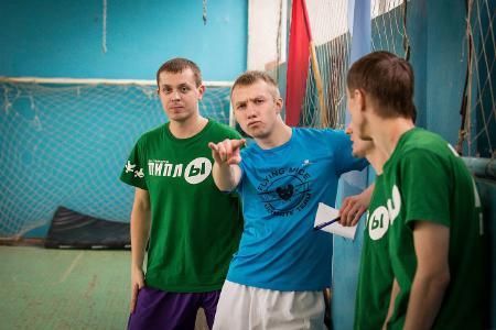 Рустам Хусяинов на турнире Level Up Two