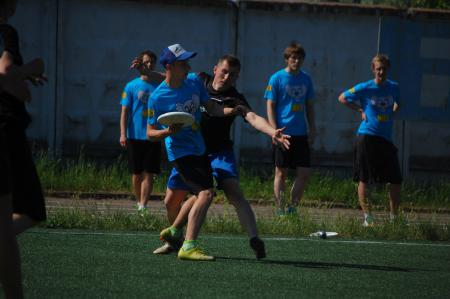 Рустам Хусяинов на турнире 1 этап МЧР 2014