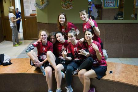 Светлана Паскевич на турнире Рождественский турнир 2016