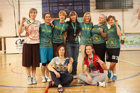 Светлана Паскевич на турнире Весеннее обострение 2015