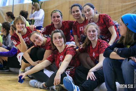 Светлана Паскевич на турнире Женская лига | IRONSIX | финал