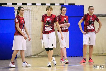 Светлана Паскевич на турнире Женская лига| IRONSIX | ЦР-2